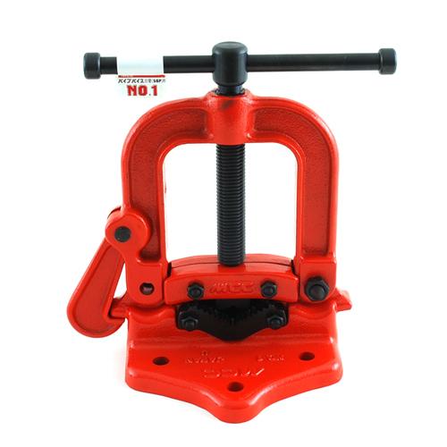 MCC・パイプバイス・NO.1 作業工具:配管工具:特殊工具(代引き不可)【送料無料】