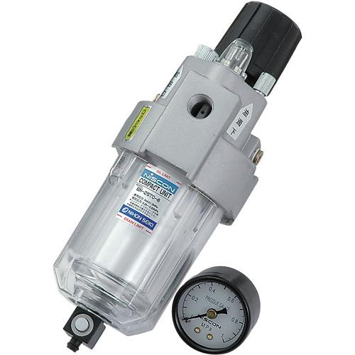 SK11・エアクリーンユニット‐3機能・ACU-4‐1/4 電動工具:エアーツール:エアー配管継ぎ手(代引き不可)【送料無料】