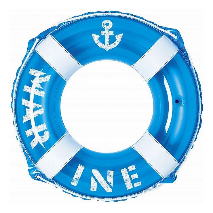 イガラシ クリアマリンウキワ60cm ビニールプール 浮き輪 家庭用 水遊び 価格交渉OK送料無料 プール ブランド品