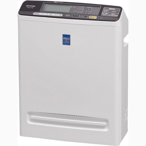 アイリスオーヤマ PM2.5対応空気清浄機 PM2.5ウォッチャー17畳用 PMMS-AC100(代引不可)【送料無料】