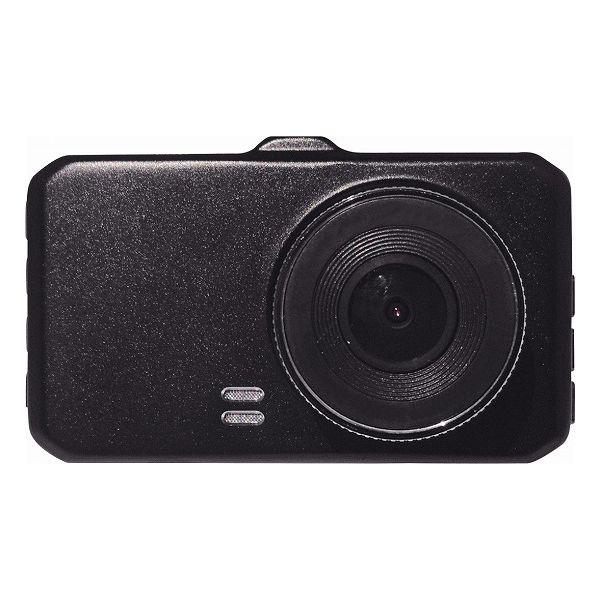ドライブレコーダー ダブルカメラ RA-DW304(代引不可)【送料無料】