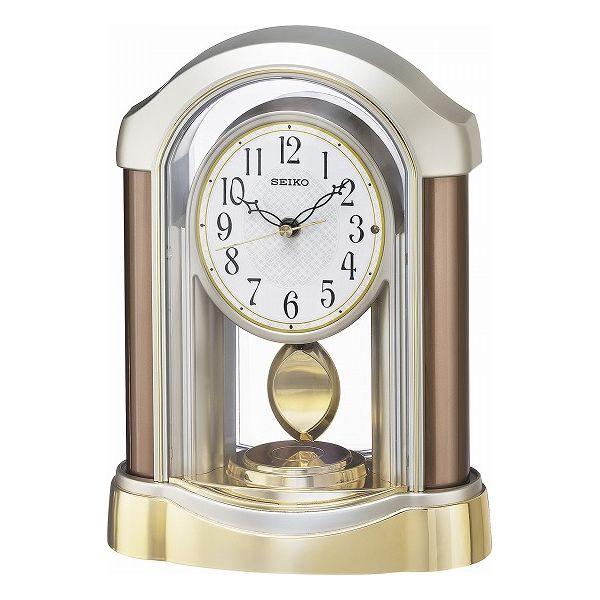 セイコー 電波置時計 BZ238B(代引不可)【送料無料】
