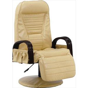 回転座椅子 LZ-4129IV (代引き不可)【送料無料】