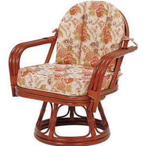 回転座椅子 RZ-933 (代引き不可)【送料無料】