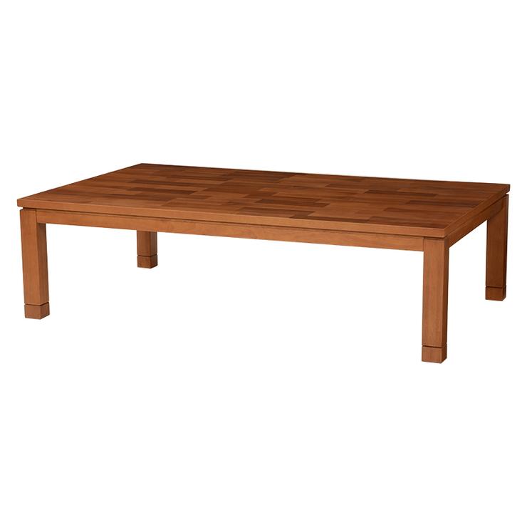 萩原 リビングコタツ タリス150 テーブル おしゃれ シンプル(代引不可)【送料無料】