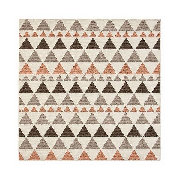 タフトラグ ボルグ(折り畳み) 約185×240cm CR(代引不可)【送料無料】