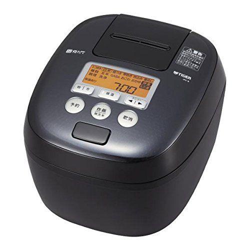 タイガー 圧力IH炊飯器 1升 JPC-B181K ブラック