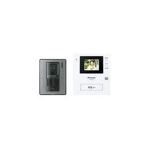 送料無料 メーカー公式 パナソニック VL-SV19K テレビドアホン 直送商品