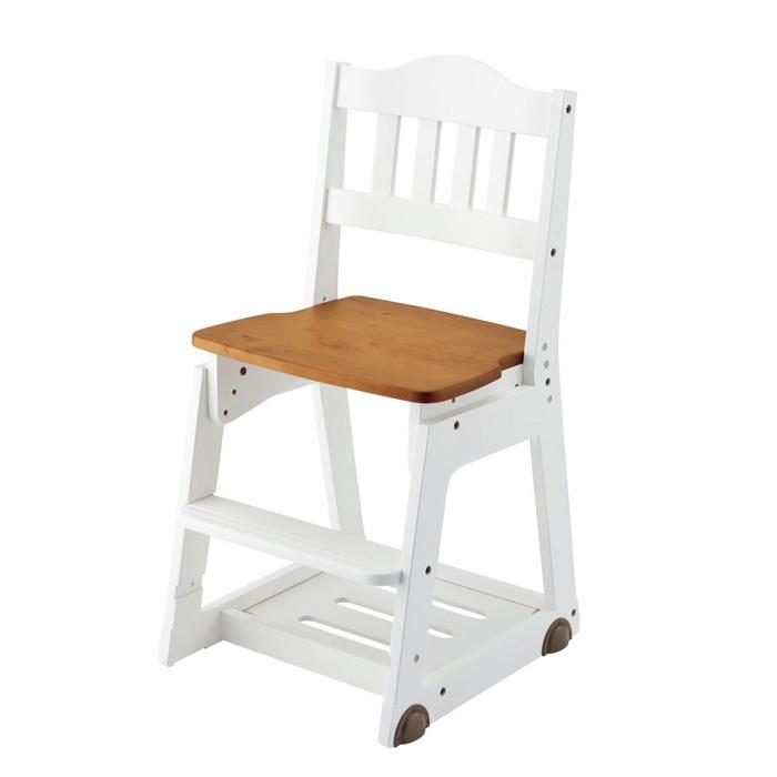 超特価激安 イトーキ 学習椅子 イトーキ 学習チェア 木製チェア キッズチェア 木製チェア 高さ調節 高さ調節 KM98-7WHGX ホワイト() KM98-7WHGX【送料無料】, リーナショップ:4d71c5b3 --- polikem.com.co