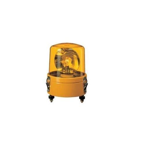 パトライト 大型回転灯黄 SKL-110CA Y
