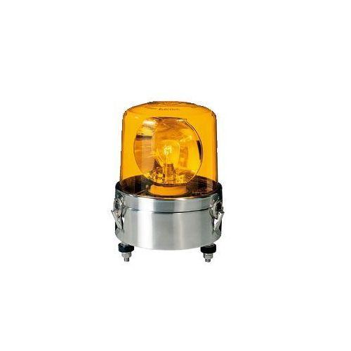 パトライト 大型回転灯黄 SKL-120SA-Y