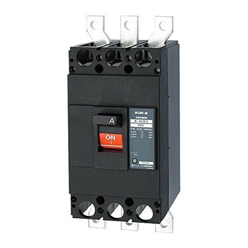 テンパール工業 配線用遮断器 B-403EA 300A