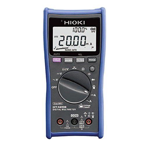 日置電機 デジタルマルチメータ DT4256