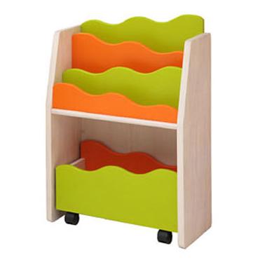 连环画框连环画搁板连环画收藏书架天然木小孩E-ko好来(货到付款不可)