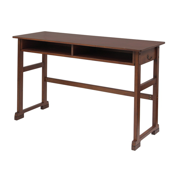 Two Desk Table Kids School Child Nursery Present Learning Siblings Collect On Delivery Impossibility