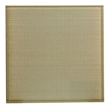 純国産 ユニット畳 『微笑み』 82×82×2.2cm(4枚1セット)(中材:ウレタンチップ+硬綿)【送料無料】【代引き不可】【S1】【S1】