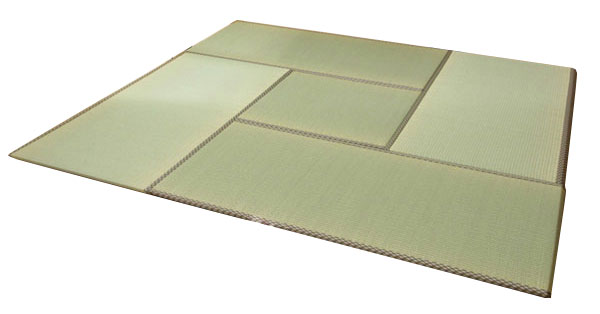 純国産 ユニット畳 『安座』 88×88×2.2cm(3枚1セット)【送料無料】【代引き不可】