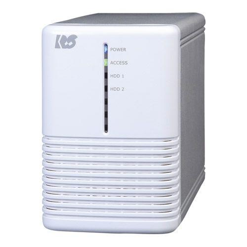 ラトックシステム USB3.0 RAIDケース (HDD2台用) ホワイトシルバー RS-EC32-U3RWSX(代引き不可)