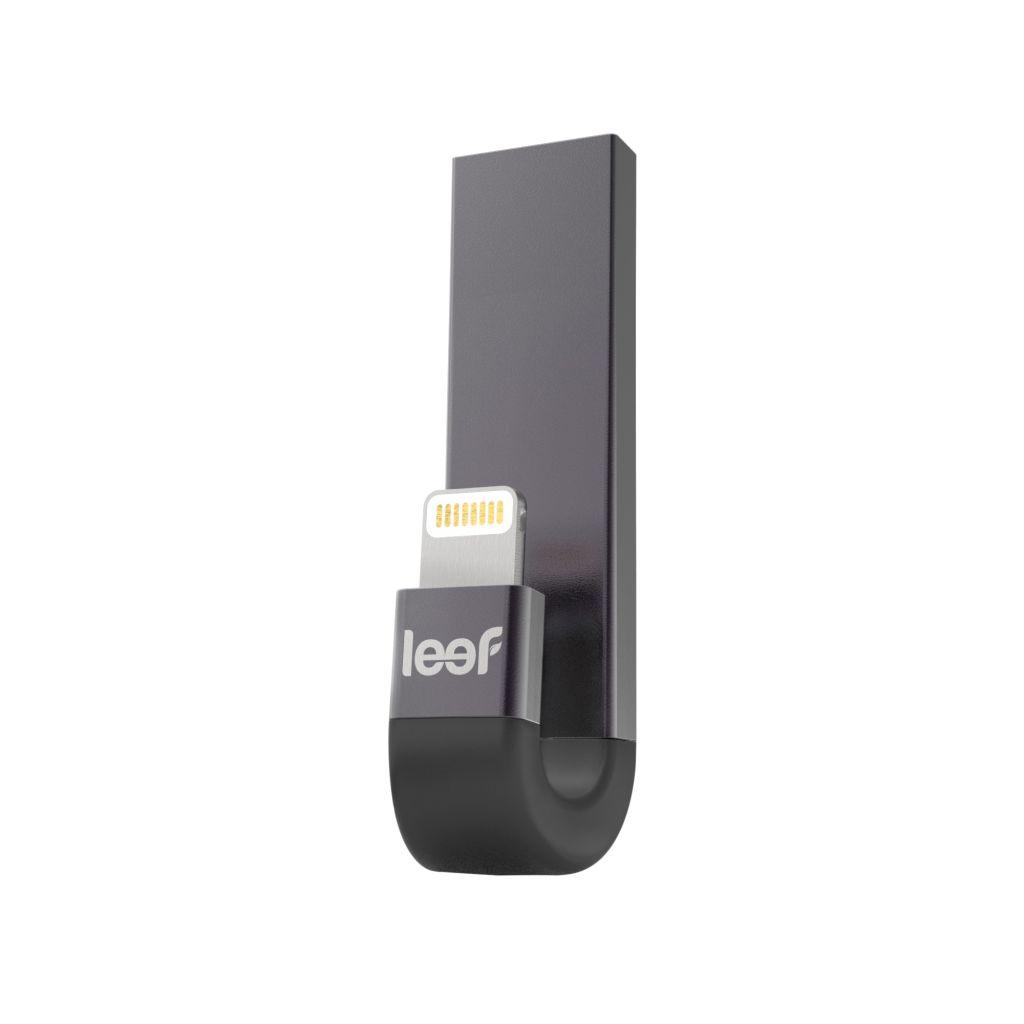 Leef Technology LTD <iBRIDGE3> Lightning搭載USBメモリ 128GB LIB300KK128E1(き)