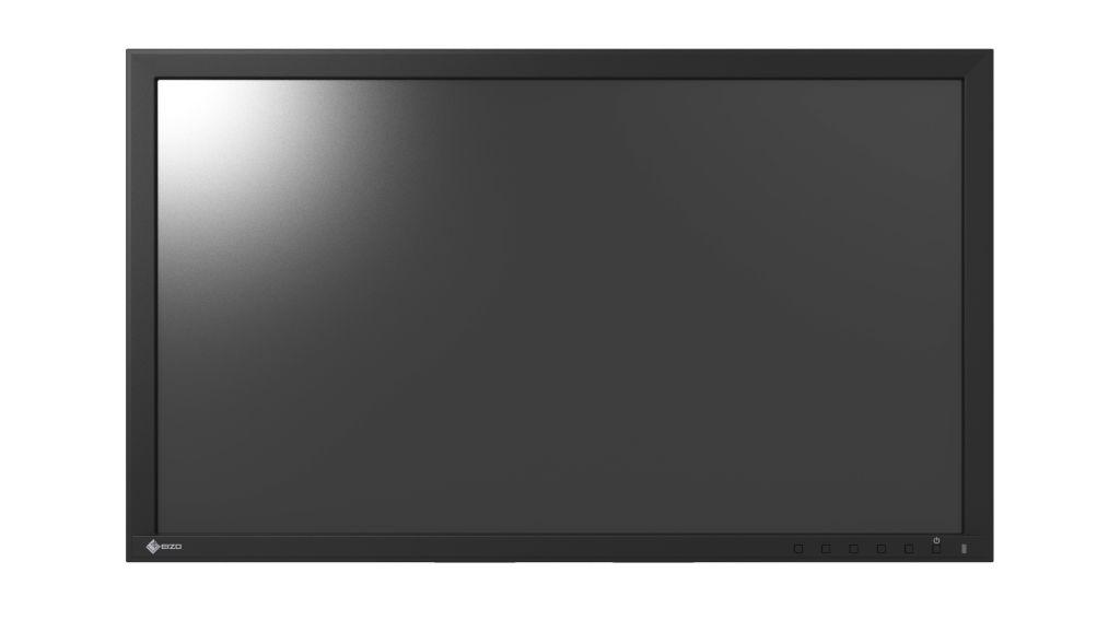 EIZO <DuraVision>18.5インチカラー液晶モニター(1366x768/DVI-D24 ピン(HDCP 対応)x1、DisplayPort(HDCP 対応)x1、HDMI(HDCP 対応)x1、D-Sub 15 ピン(ミニ)x1/ブラック) FDWX1905W-FBK(き)