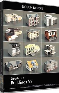 【WEB限定】 DOSCH V2 DESIGN 3D: DOSCH 3D: DESIGN Buildings V2 D3D-BUV2(き), 韓国商品館:d1319029 --- kventurepartners.sakura.ne.jp