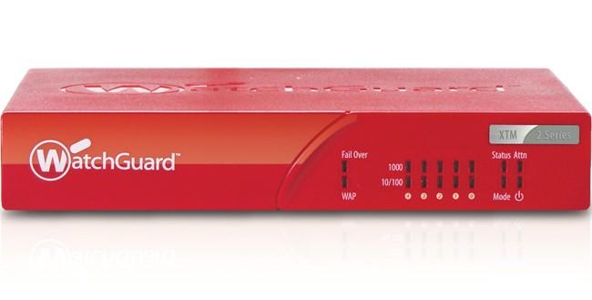 WatchGuard WatchGuard XTM 25本体 +Security Bundle 3年間ライセンス付 WG025033(代引き不可)