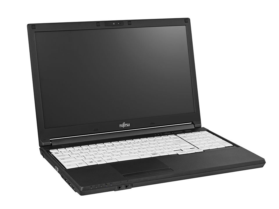 富士通 LIFEBOOK A576/PX (Core i3-6100U/4GB/SSD256GB/Smulti/Win7Pro64(10DG)/WLAN) FMVA1602NP(き)