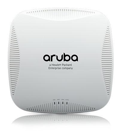 日本ヒューレット・パッカード株式会社 Aruba Instant IAP-214 (JP) 802.11n/ac Dual 3x3:3 Radio Antenna Connectors AP JW221A(代引き不可)