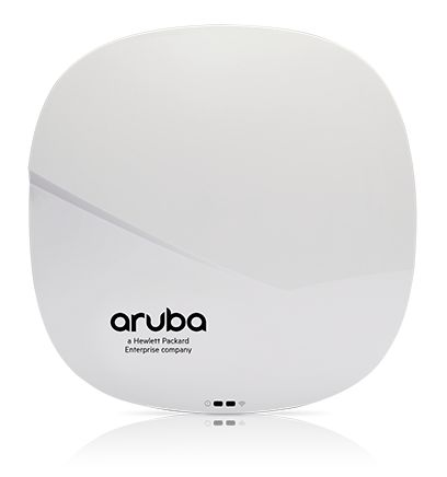 日本ヒューレット・パッカード株式会社 Aruba AP-335 802.11n/ac 4x4:4 MU-MIMO Dual Radio Integrated Antenna 2.5+1 GbE AP JW801A(き)