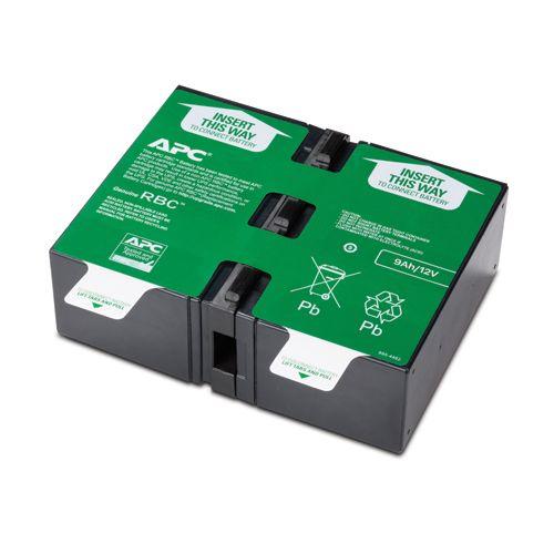 APC APC RS Pro 1200/APC RS XL 500交換用バッテリキット APCRBC124J(代引き不可)