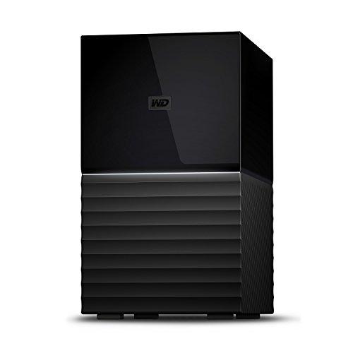 WD 大容量デスクトップRAIDストレージ 8TB WDBFBE0080JBK-JESN