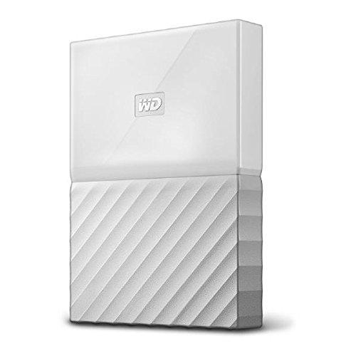 ウエスタンデジタル ポータブルストレージ 2TB ホワイト WDBS4B0020BWT-JESN