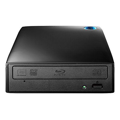 アイ・オー・データ アーカイブ用外付け型ブルーレイディスクドライブ BRD-UT16RPX