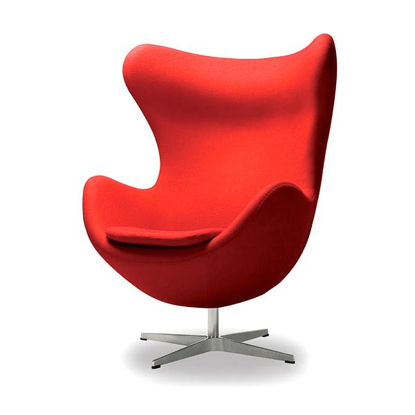 Arne Jacobsen Egg Chair.Rikomendo Lifestyle Store アルネ Jacobsen Egg Chair Fabric Arne