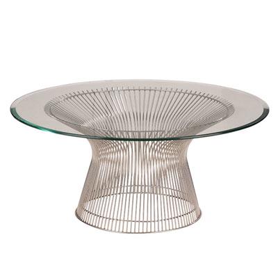 センターテーブル ローテーブル プラットナーローテーブル ウォーレン・プラットナー(代引不可)【送料無料】