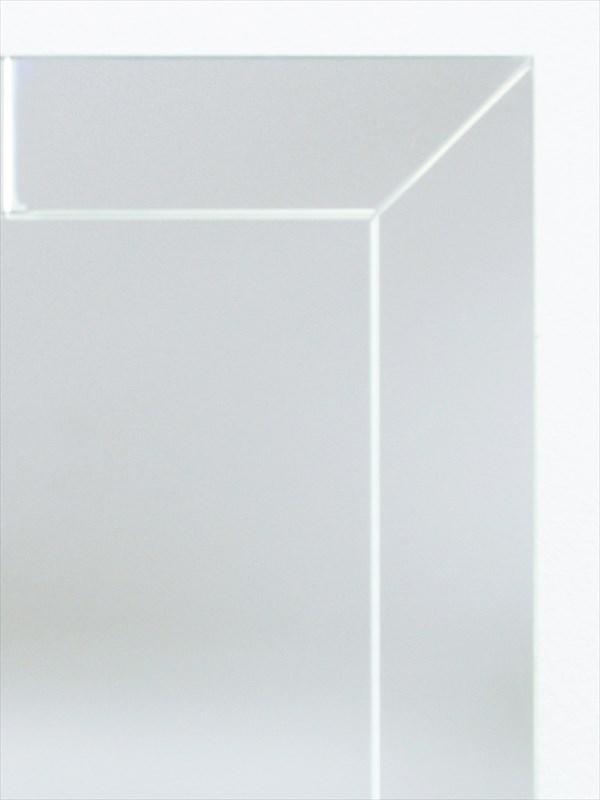 シルエット S-グレイス 家具 鏡 ミラー 塩川 インテリア(代引不可)【送料無料】