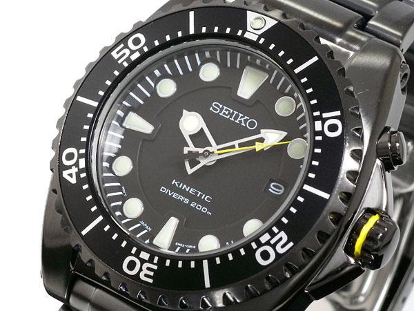 セイコー SEIKO キネティック KINETIC 腕時計 ダイバー SKA427P1【RCP】
