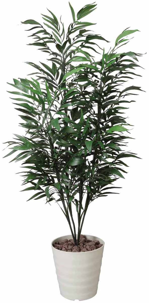 アートグリーン 人工観葉植物 光触媒 光の楽園 バンブーパーム1.8(代引き不可)【送料無料】