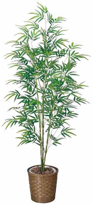 アートグリーン 人工観葉植物 光触媒 光の楽園 青竹1.8(代引き不可)【送料無料】【S1】