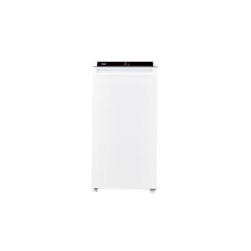 ハイアール 102L 前開き式冷凍庫 JF-NU102B-W ホワイト 1ドア 右開き 直冷式 スリム コンパクト 冷凍庫 耐熱性能天板(代引不可)【送料無料】