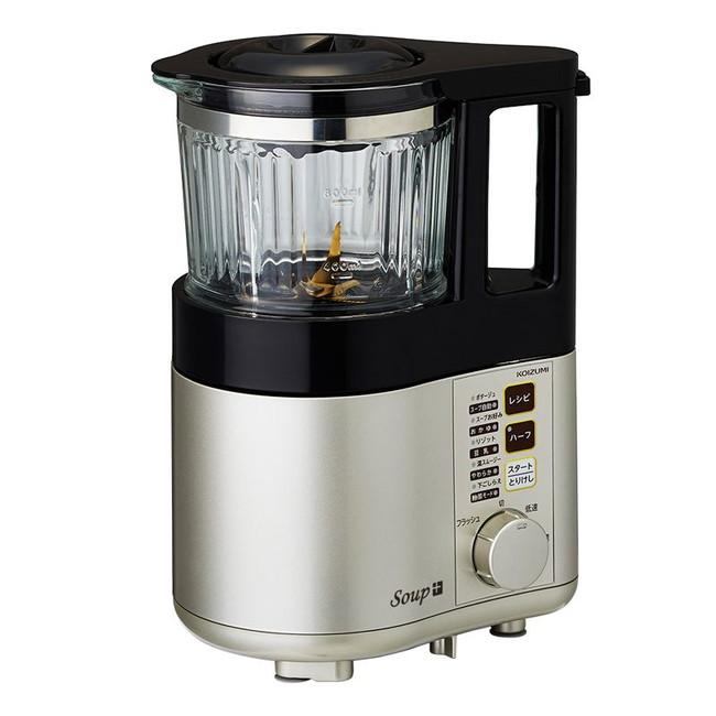 コイズミ スープメーカー800ml 電気調理器具 KSM-1020/N(代引不可)