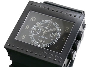 HAMILTON ハミルトン コードブレーカー オート クロノ腕時計 時計 H79686333【送料無料】【RCP】