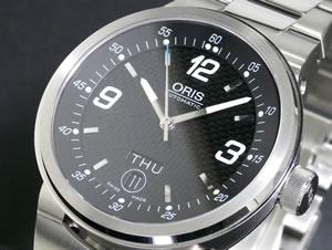 オリス ORIS 腕時計 ウィリアムズ デイデイト 63575604164M【送料無料】【RCP】