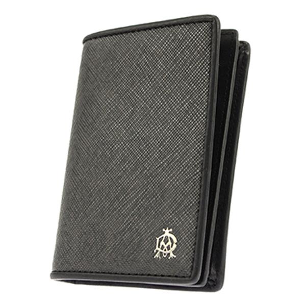 ダンヒル DUNHILL カードケース メンズ L2W747Z ブラック