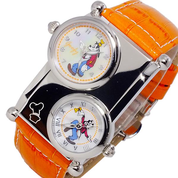 ディズニーウオッチ Disney Watch グーフィー レディース 腕時計 時計 MK1189C【S1】