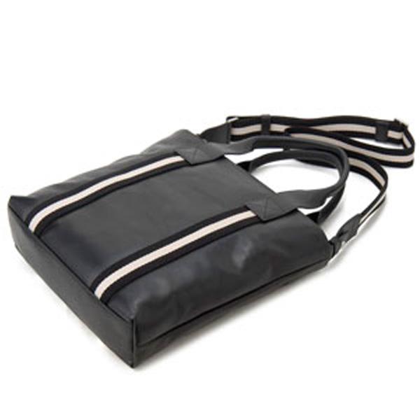 バリー BALLY トートバッグ ユニセックス TACILO 280 ブラック 送料無料QWCordxBe