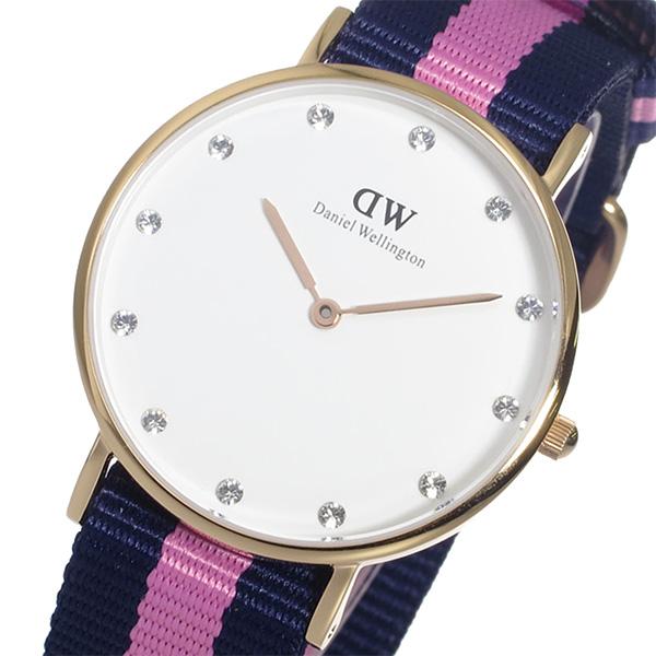 ダニエル ウェリントン ウィンチェスター/ローズ クオーツ 34mm 腕時計 時計 0952DW