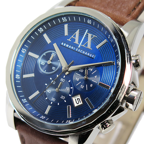 Armani Exchange ARMANI EXCHANGE Chronograph Watch casual watch corporate  brands. Italy luxury clothing brand famous Giorgio Armani s casual line cd637aeacfe9f