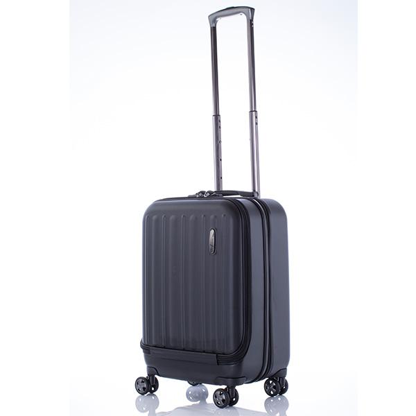 トラベリスト TRAVELIST スーツケース 34L 76-20081 ブラック (代引き不可)