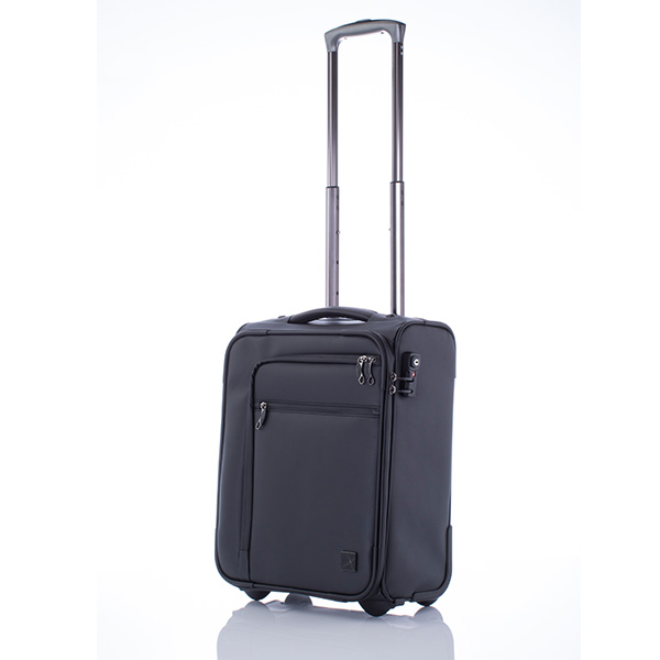 トラベリスト TRAVELIST スーツケース 23L 76-50051 ブラック (代引き不可)